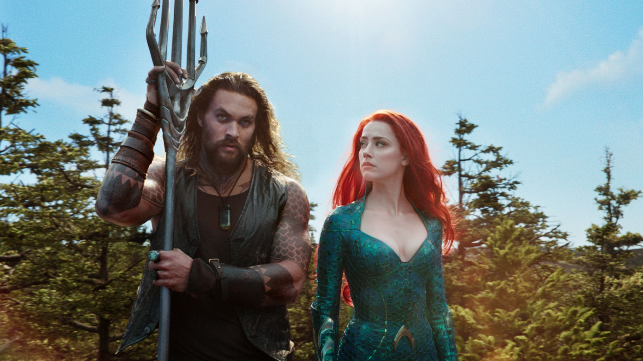 'Aquaman' Star Jason Momoa Picks Two DC Comics Characters for the Sequel