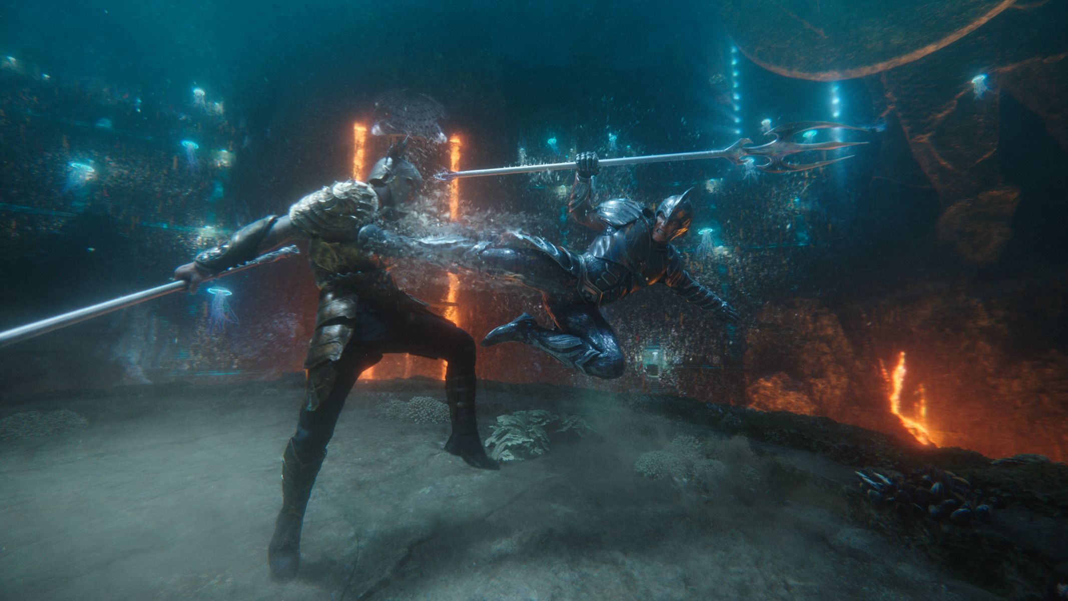 Aquaman overtakes Wonder Woman at global box office