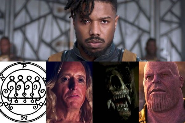Best Actors, Director, Villain and More of 2018 | Collider