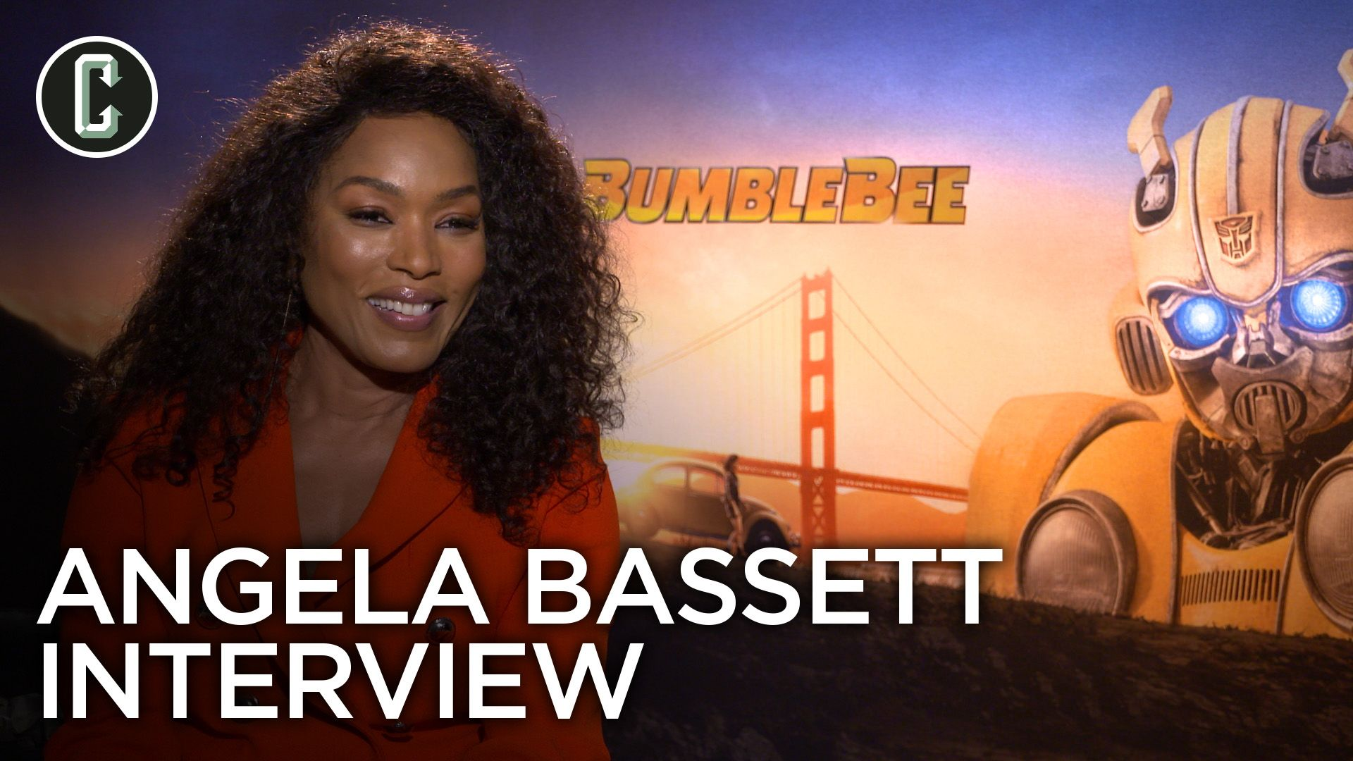 bumblebee angela bassett on finding her decepticon voice collider Master Of None Cast