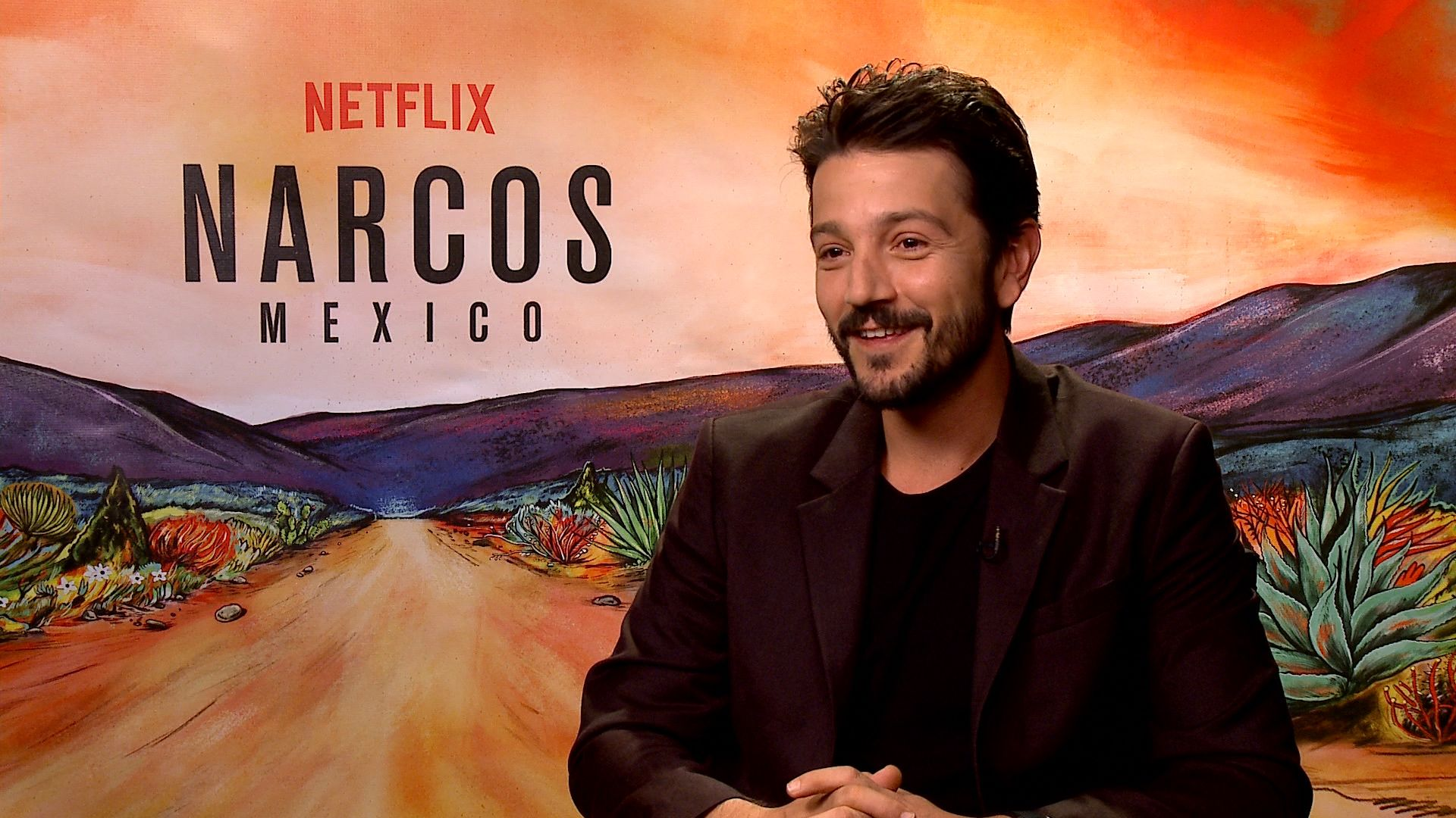 Diego Luna on 'Narcos: Mexico' and Not Playing the Stereotypical Criminal
