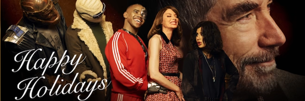 Doom Patrol Teaser Trailer And Character Posters Revealed Collider