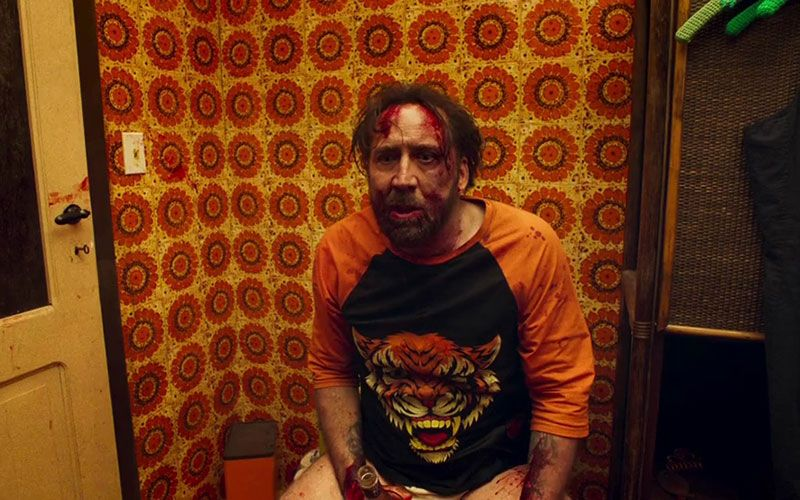Nicolas Cage to star in Richard Stanley's Color Out of Space