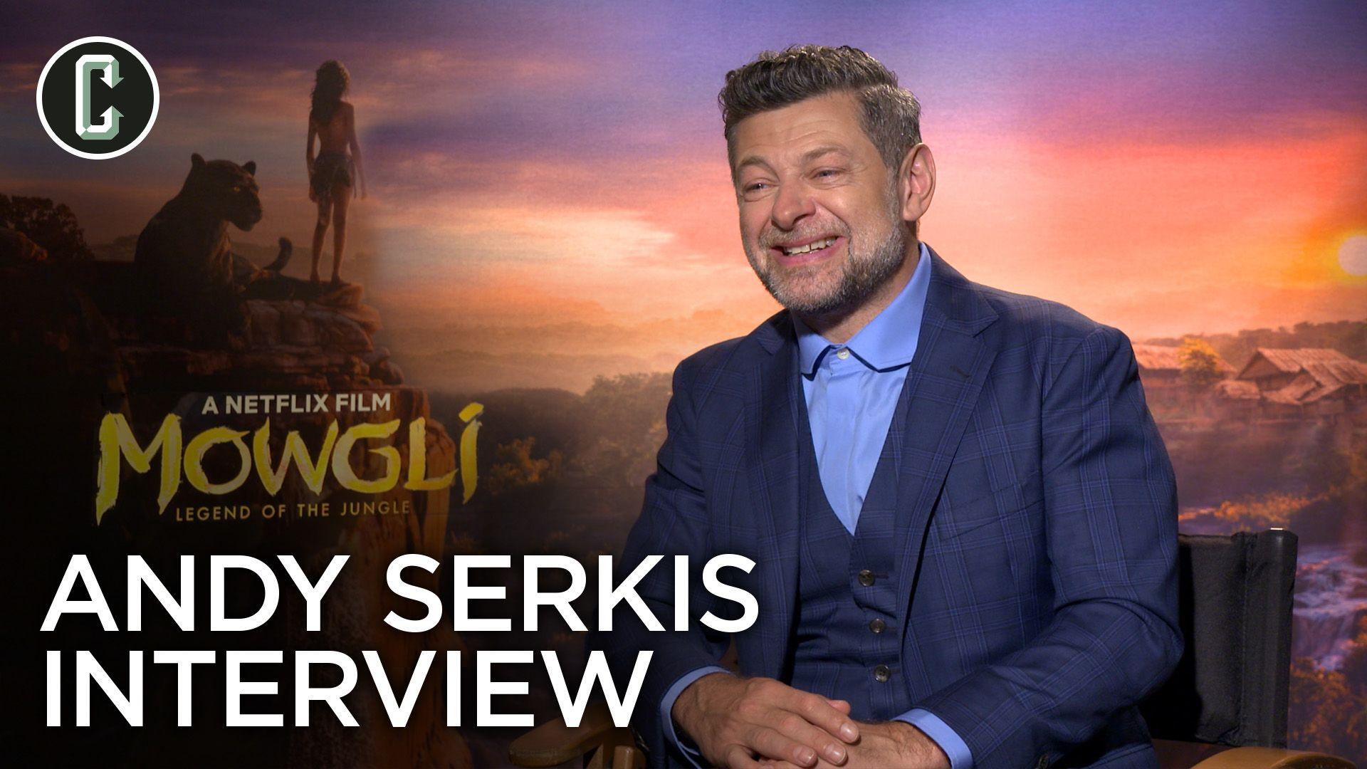 Mowgli Andy Serkis