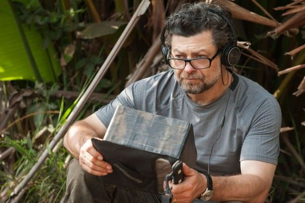 Mowgli Legend of the Jungle Andy Serkis