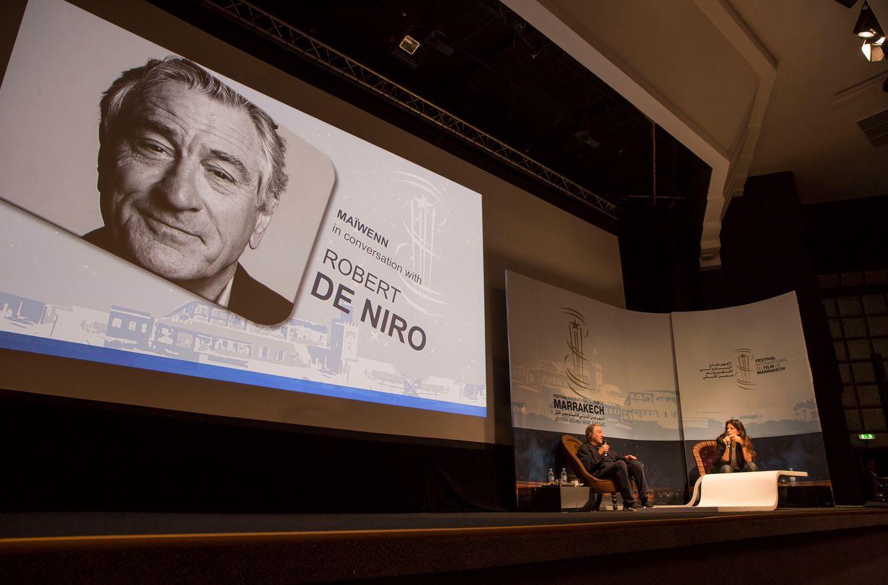 Robert De Niro on The Irishman and Martin Scorsese   Collider