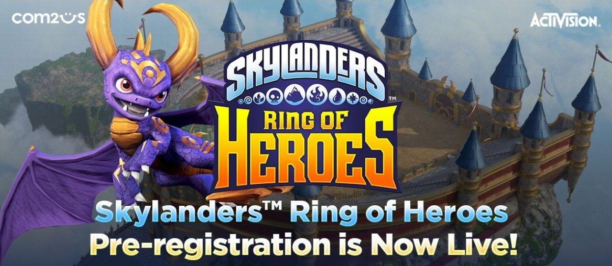 Skylanders Ring Of Heroes Gameplay Video Reveals Tips And