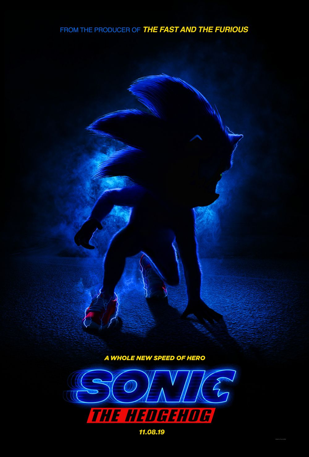 Sonic The Hedgehog Movie Release Date Delayed Collider