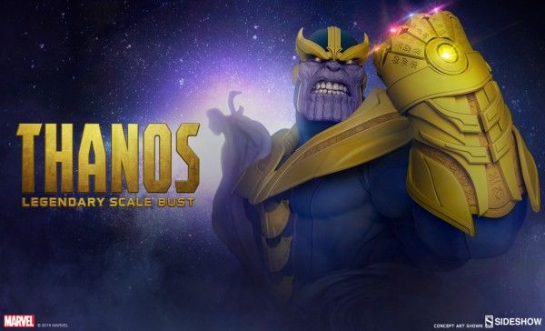 thanos-legendary-scale-bust-sideshow