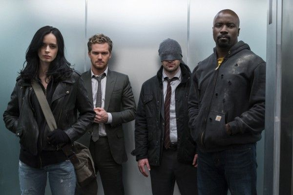 An Obituary for Netflix's Marvel TV Experiment   Collider