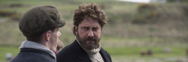 The Vanishing Clip Features Gerard Butler as an Angry