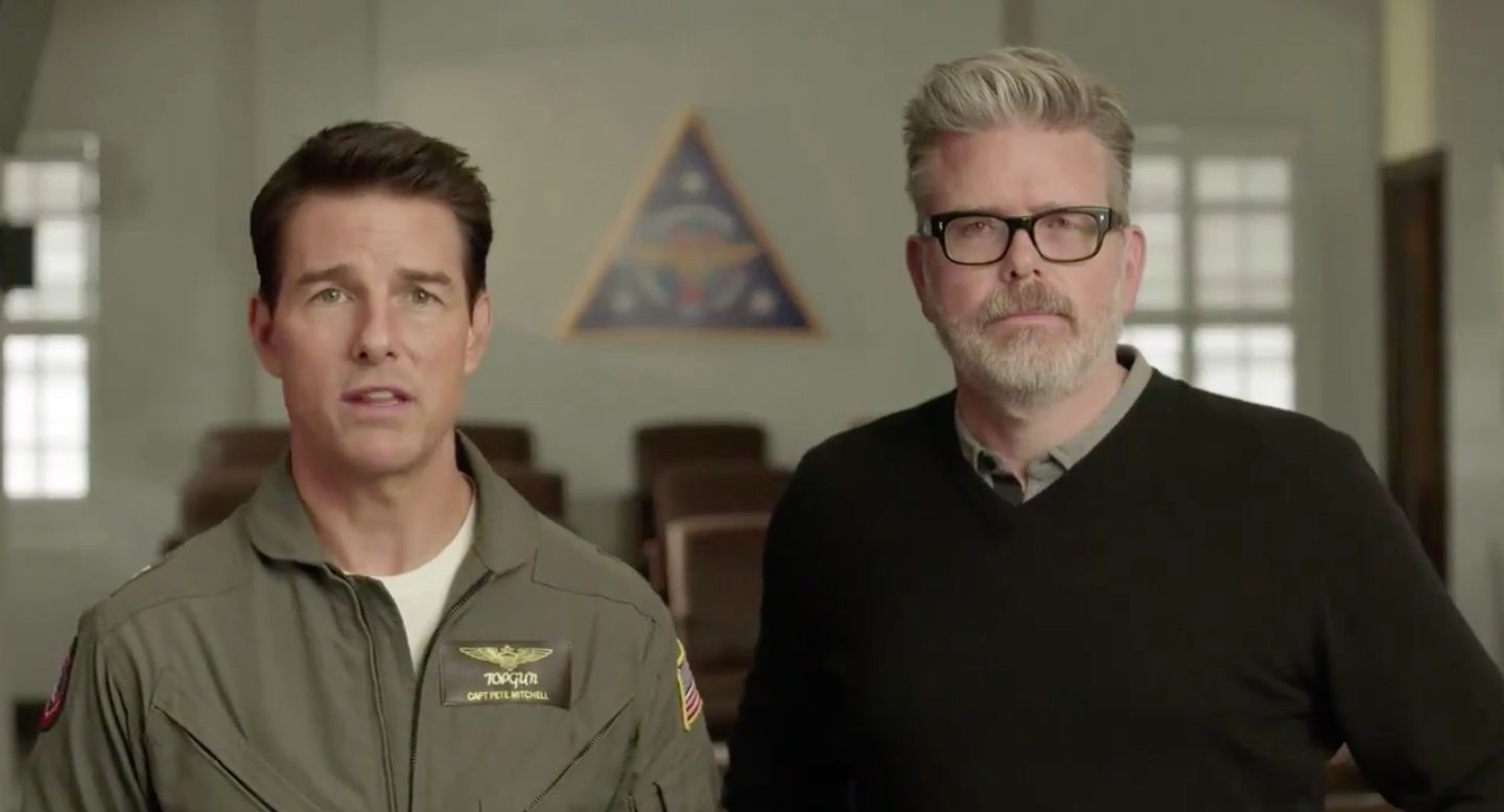 tom cruise delivers anti