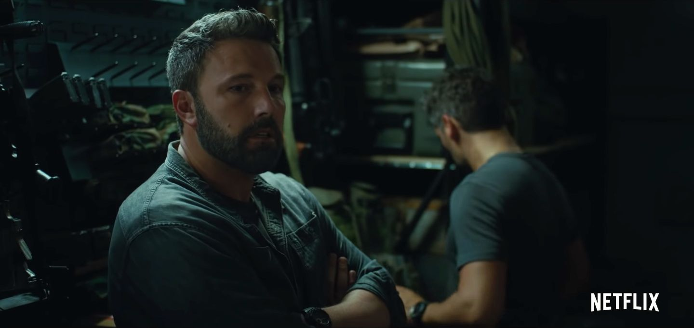 Triple Frontier Trailer Ben Affleck Leads Netflix Thriller Collider