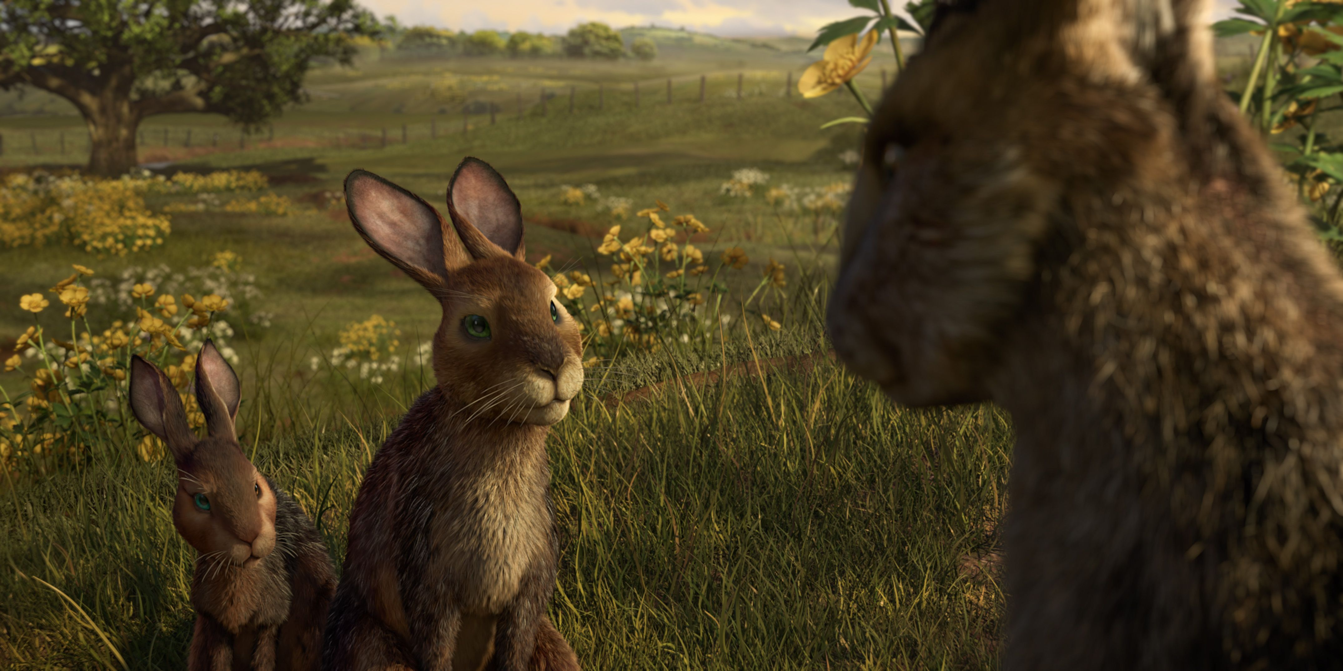 Watership Down Review Great Story Ensnared By Arthritic
