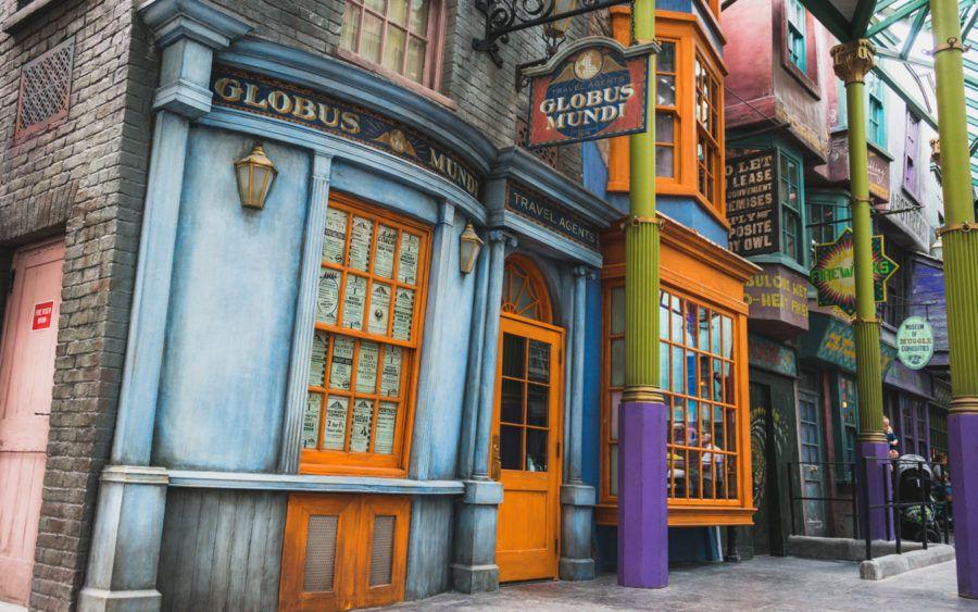 770af38dc Wizarding World of Harry Potter Reveals New Shop Globus Mundi | Collider