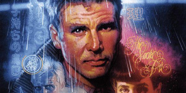 Drew Struzan 'Blade Runner' Poster on Sale from Bottleneck Gallery Through Sunday