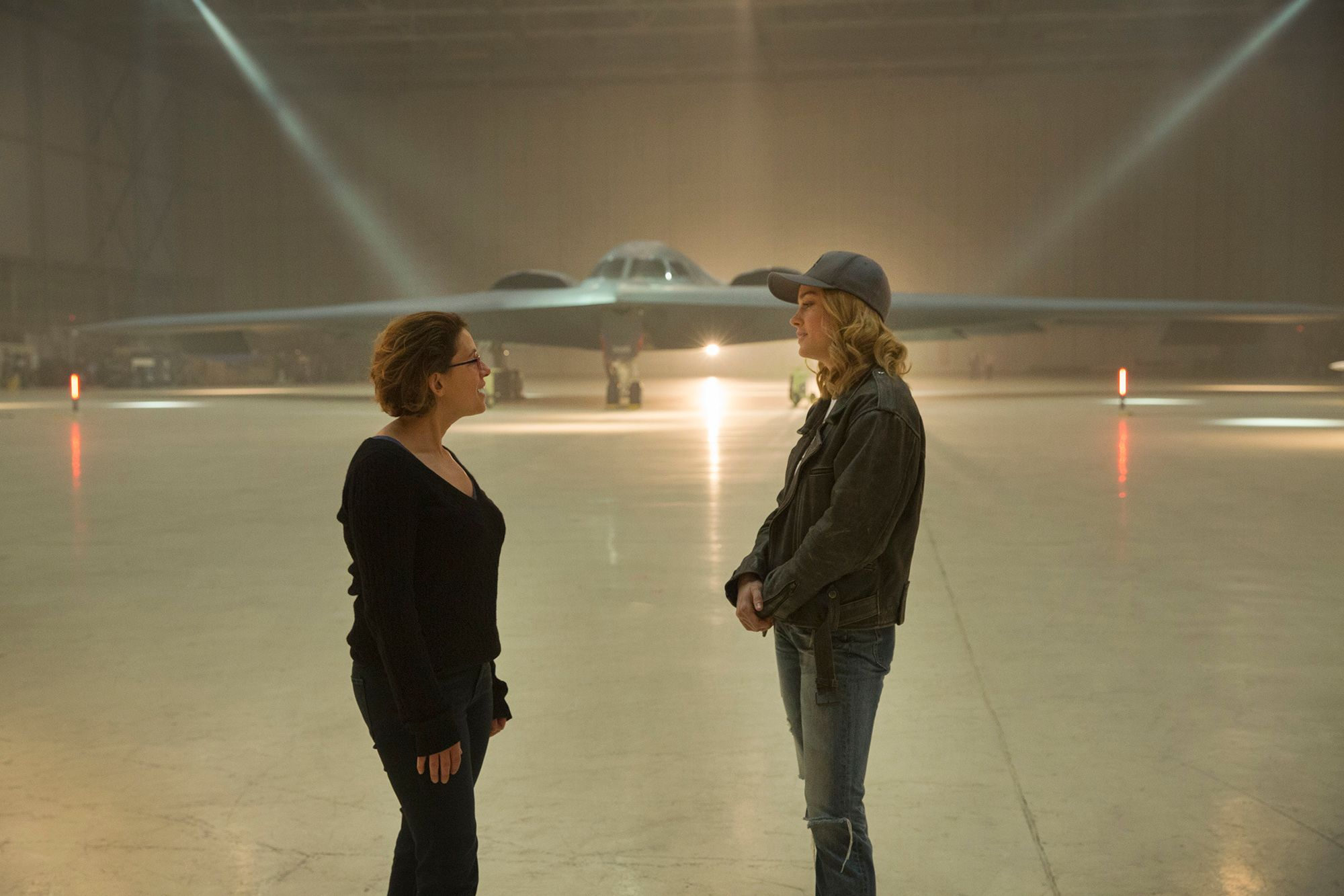 'Captain Marvel' Directors on Influences from 'RoboCop' to 'The Conversation'