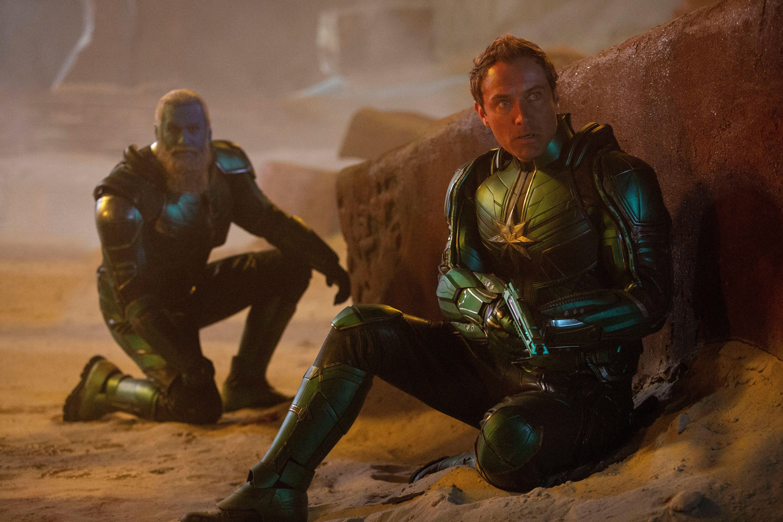 اولین نقدهای فیلم Captain Marvel منتشر شد | شاهکاری دیگر از مارول!