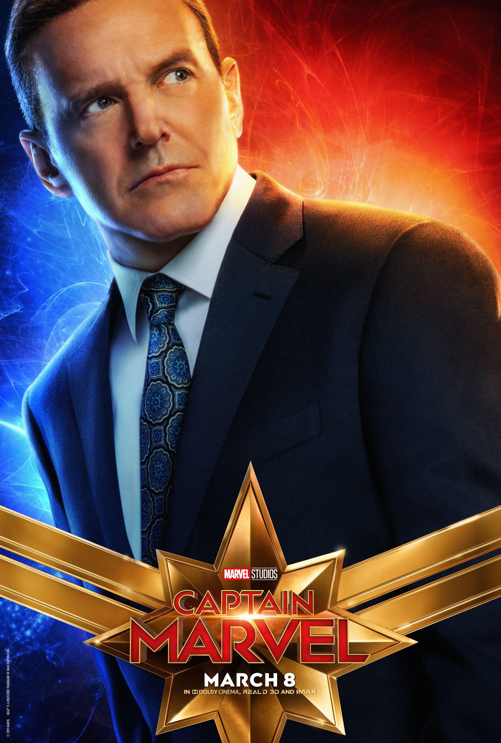 Captain Marvel Kinox
