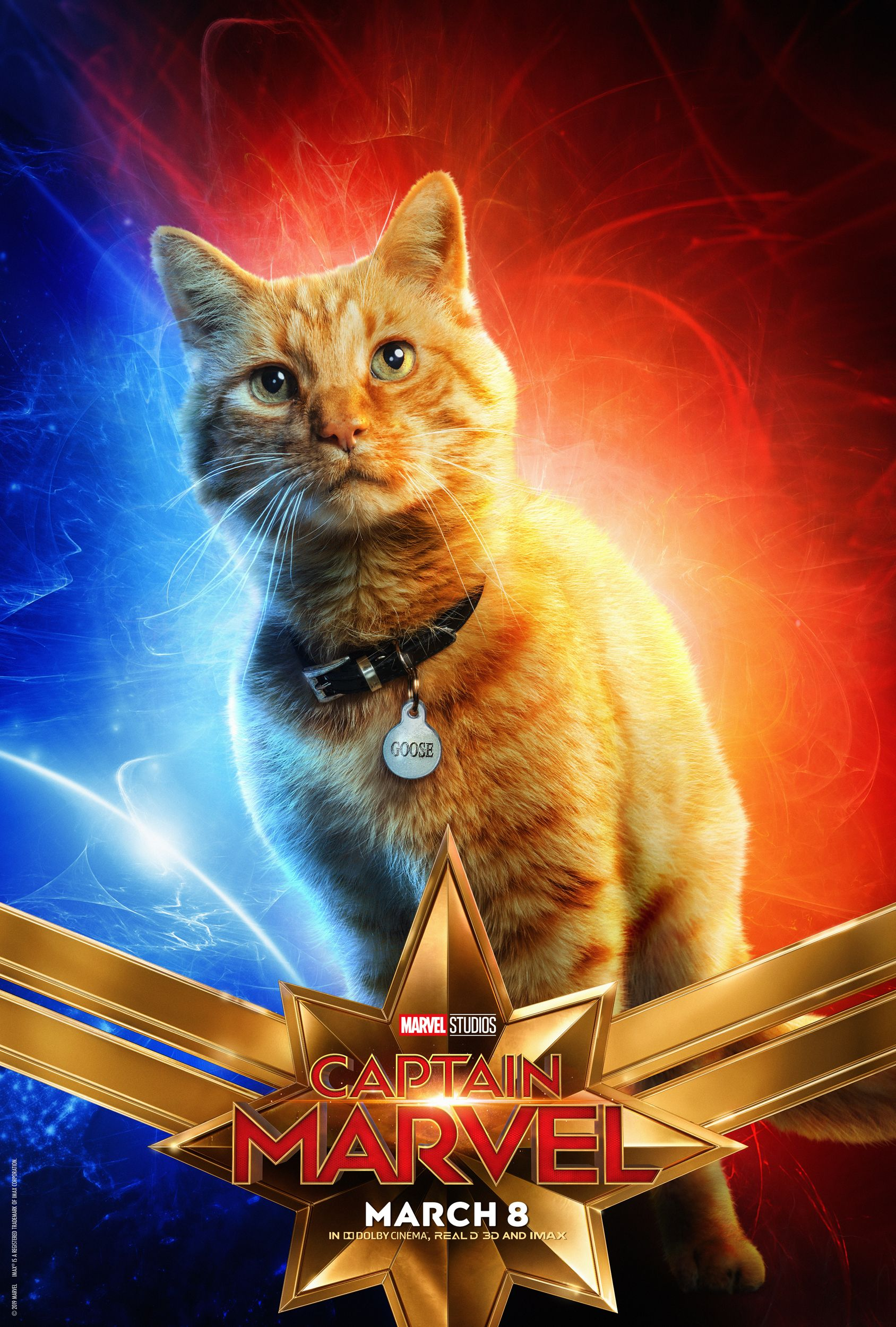 captain marvel's goose the cat explained: what is a flerken