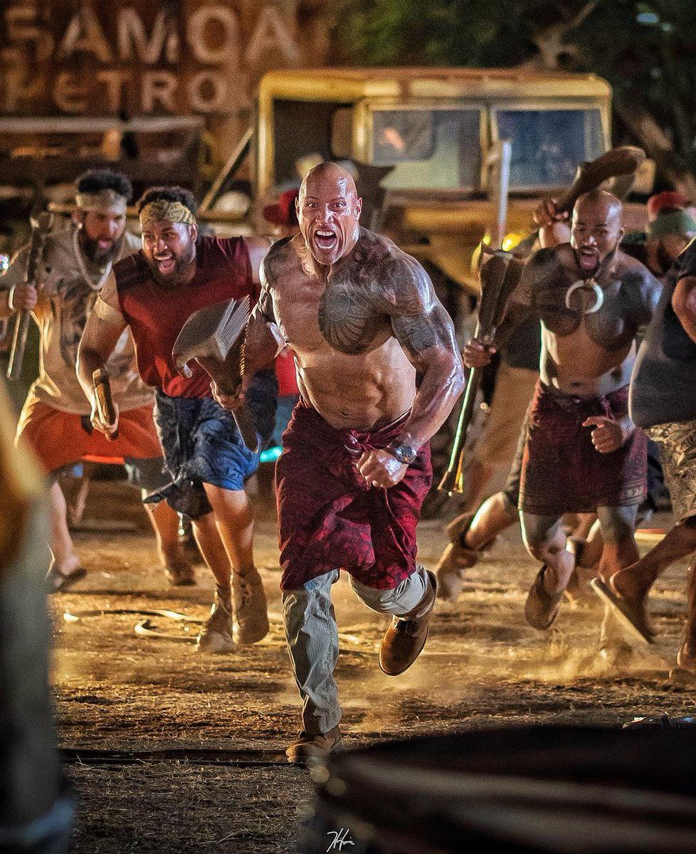 The Rock On Who Wins In A Fight Hobbs Shaw Or Bruce Lee
