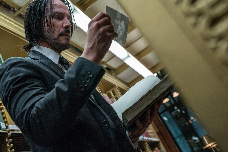 Movie Talk: 'John Wick 3' Trailer Teases Killer Halle Berry Fight Scene