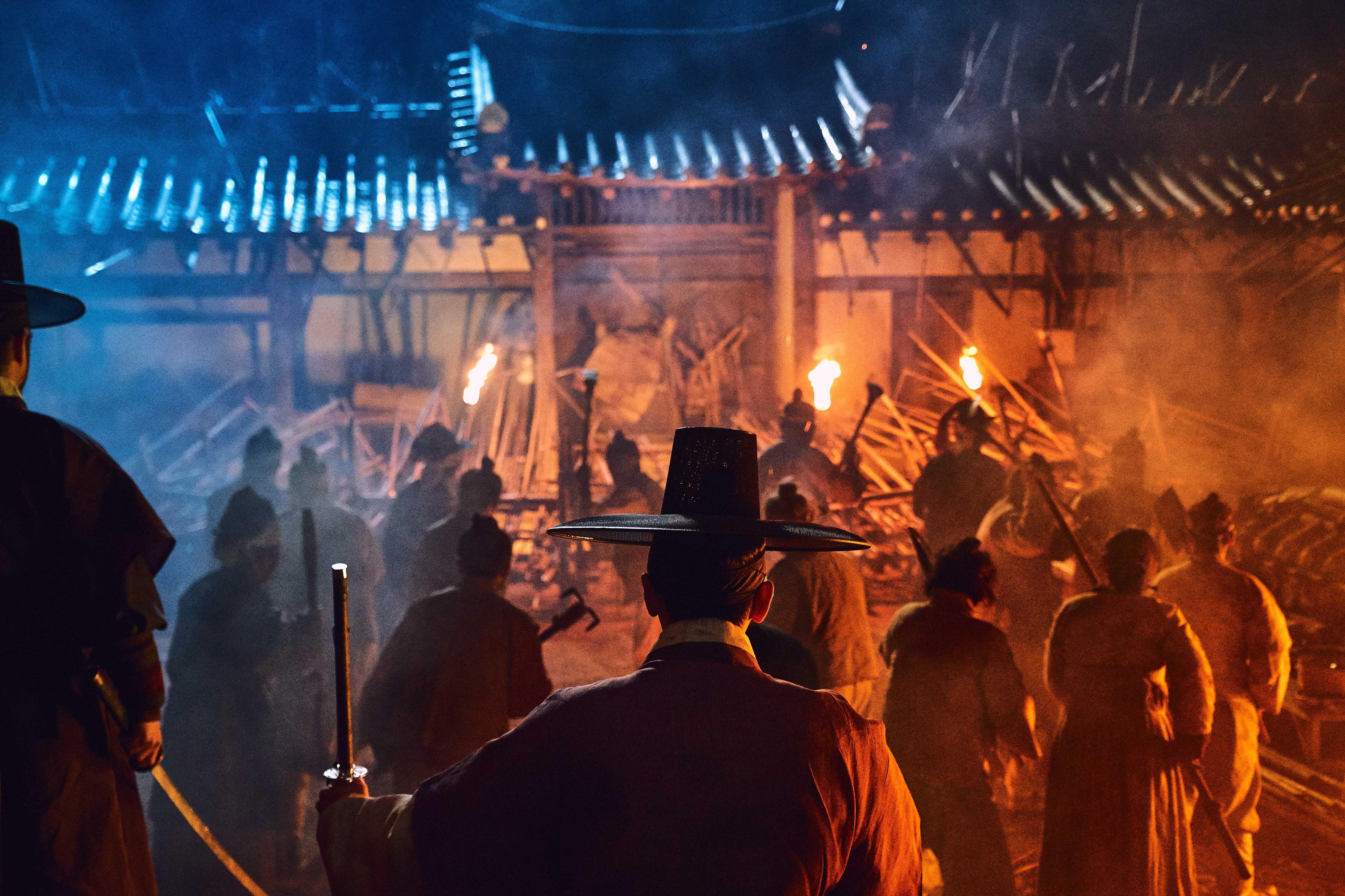 New Kingdom Trailer Teases Netflix S South Korean Zombie Series