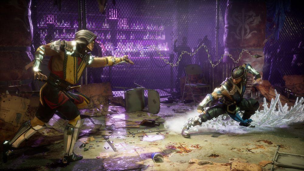 Animated Mortal Kombat Movie To Star Jennifer Carpenter Joel