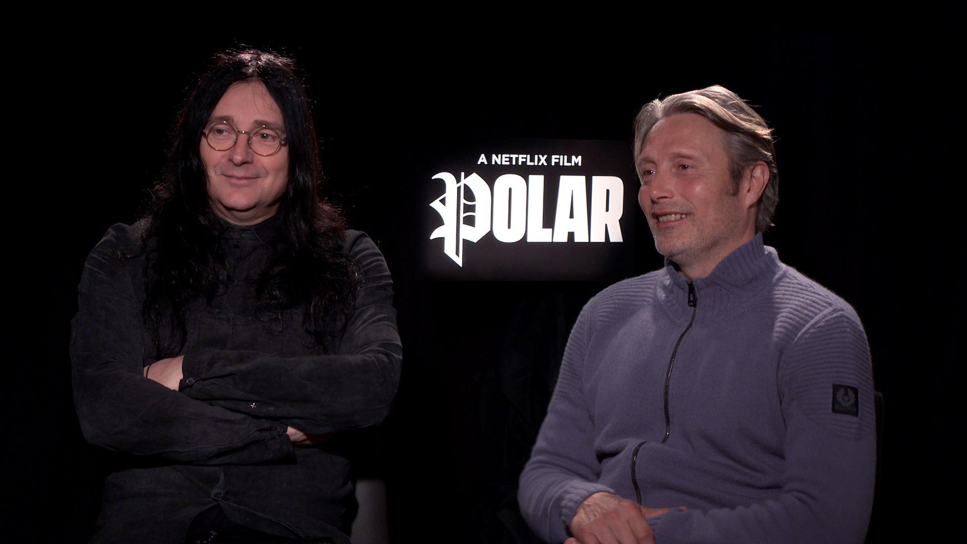 Polar Mads Mikkelsen And Jonas Akerlund On Popularity Of Hitman Genre Collider