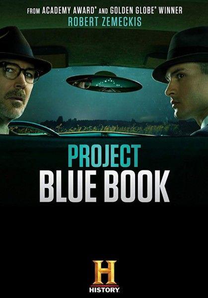 project-blue-book-poster
