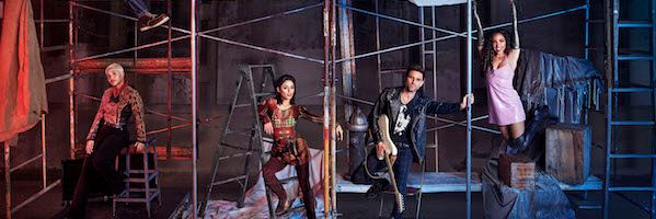 Rent Cast on Bringing the Iconic Musical to Life | Collider