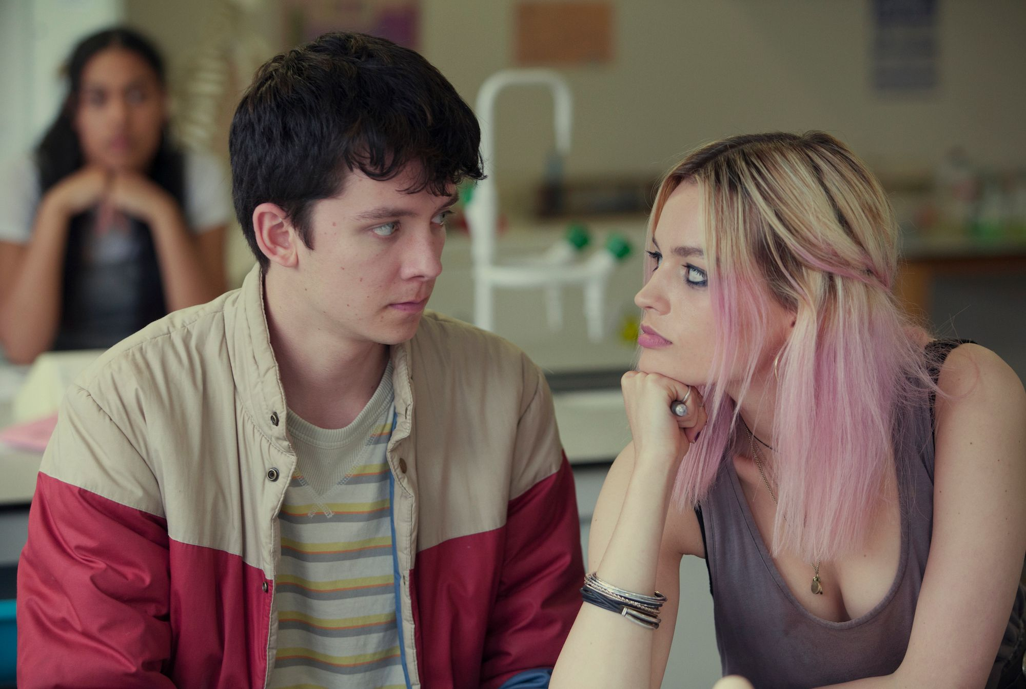 Sex Education Review Netflixs British Comedy Series Is A -4390