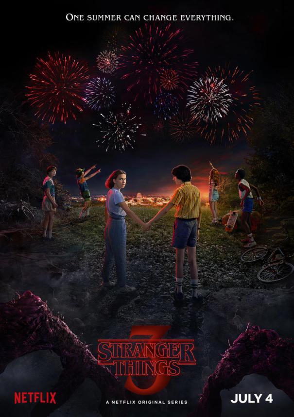 تاریخ انتشار فصل جدید سریال Stranger Things مشخص شد + پوستر جدید