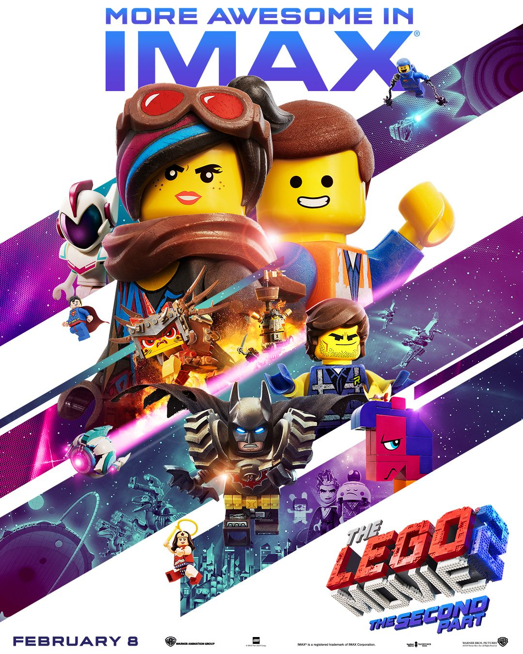Lego Movie 2 Win Tickets To Our Imax Screening With Q A Collider