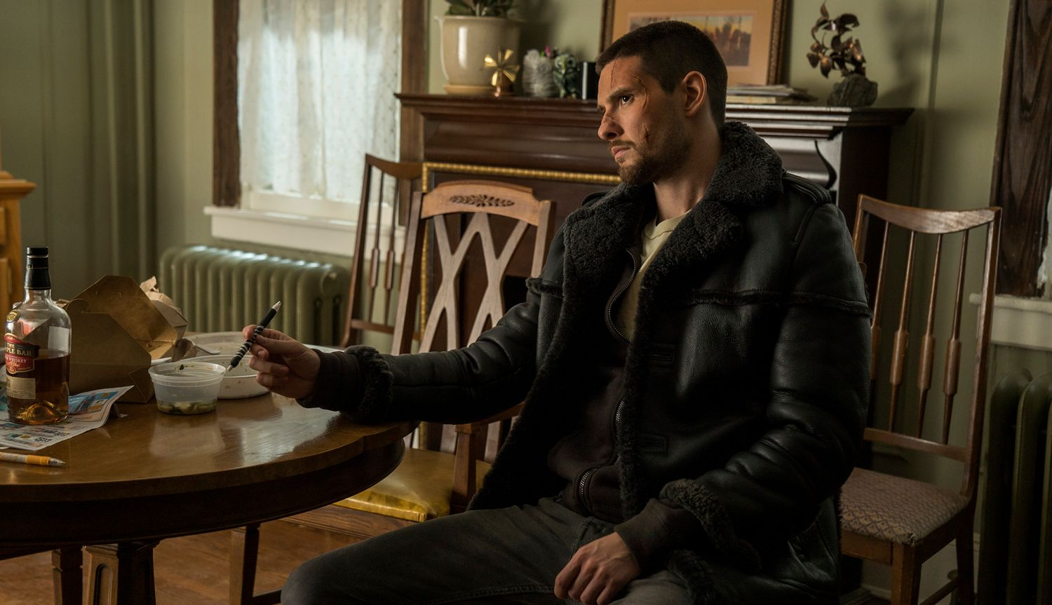 Amber Rose Revah Nue ben barnes and amber rose revah on the punisher season 2