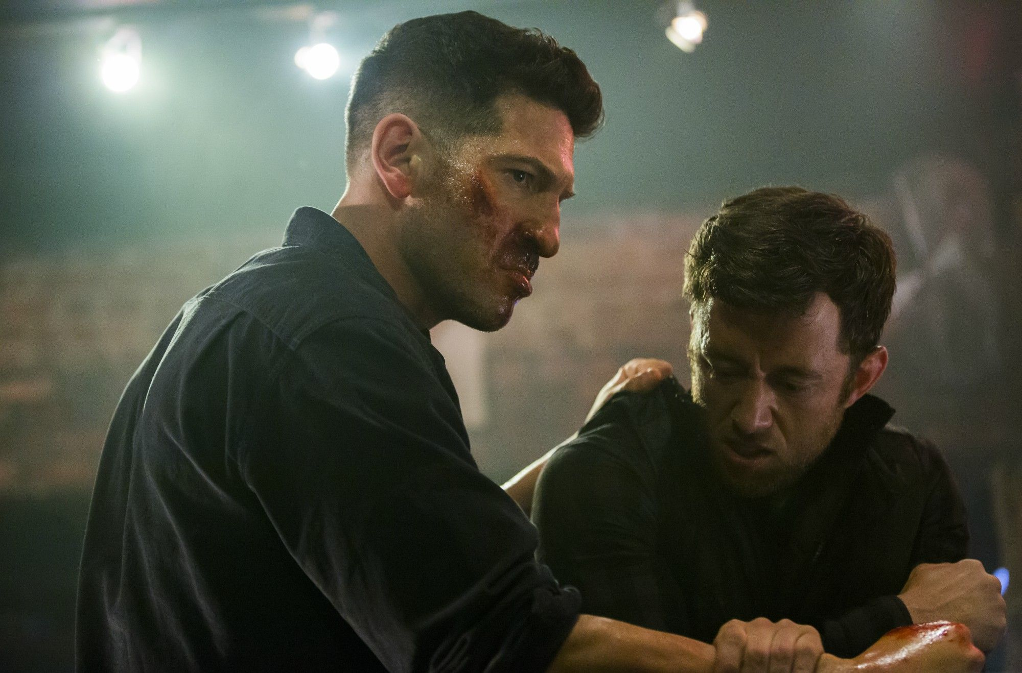 The Punisher Season 2 Review Bullets For Brains Collider