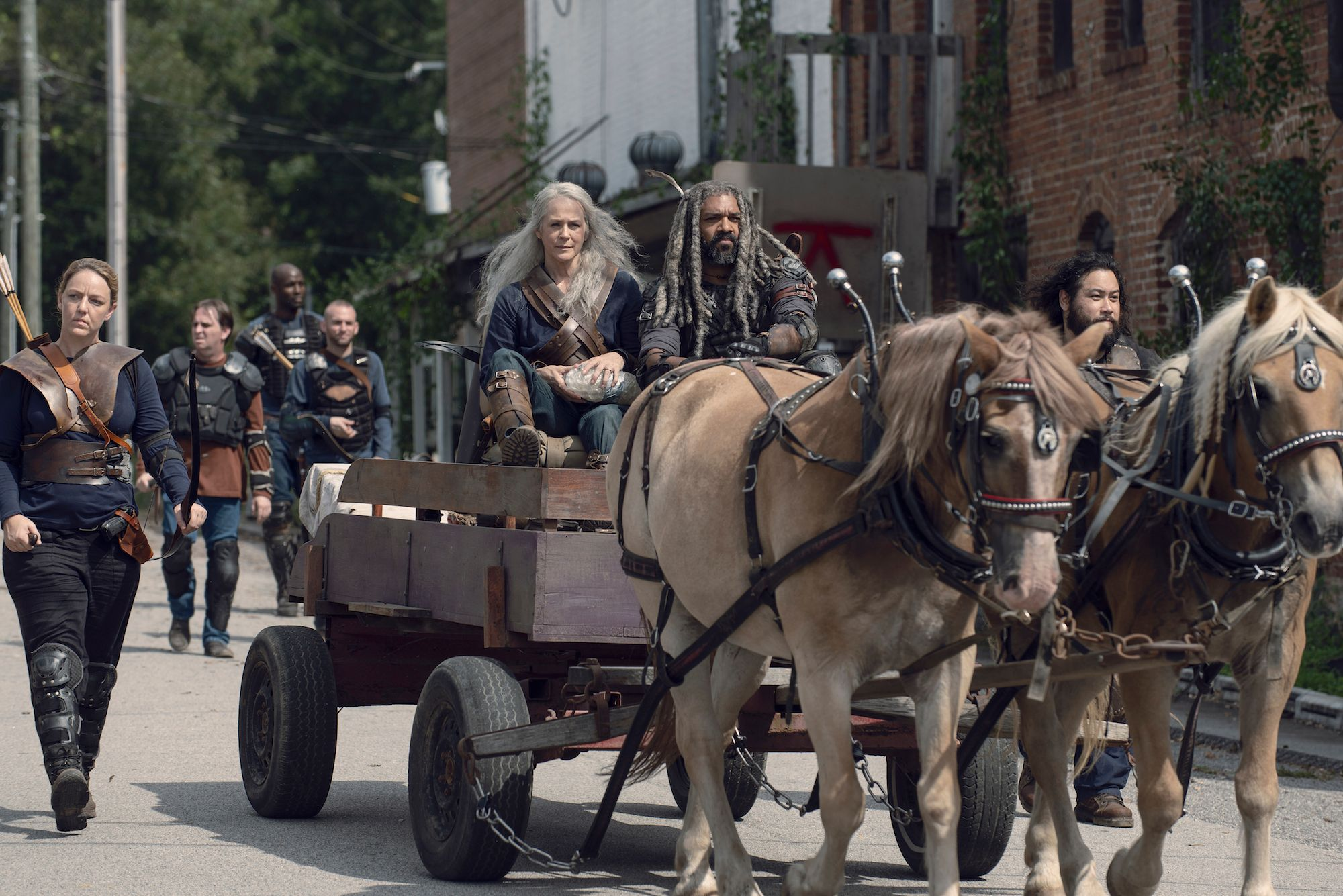 New Walking Dead Series Gets 10-Episode Order at AMC   Collider