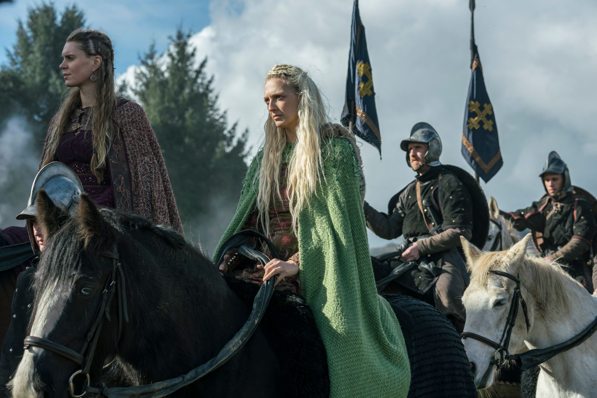 Vikings to End with Season 6