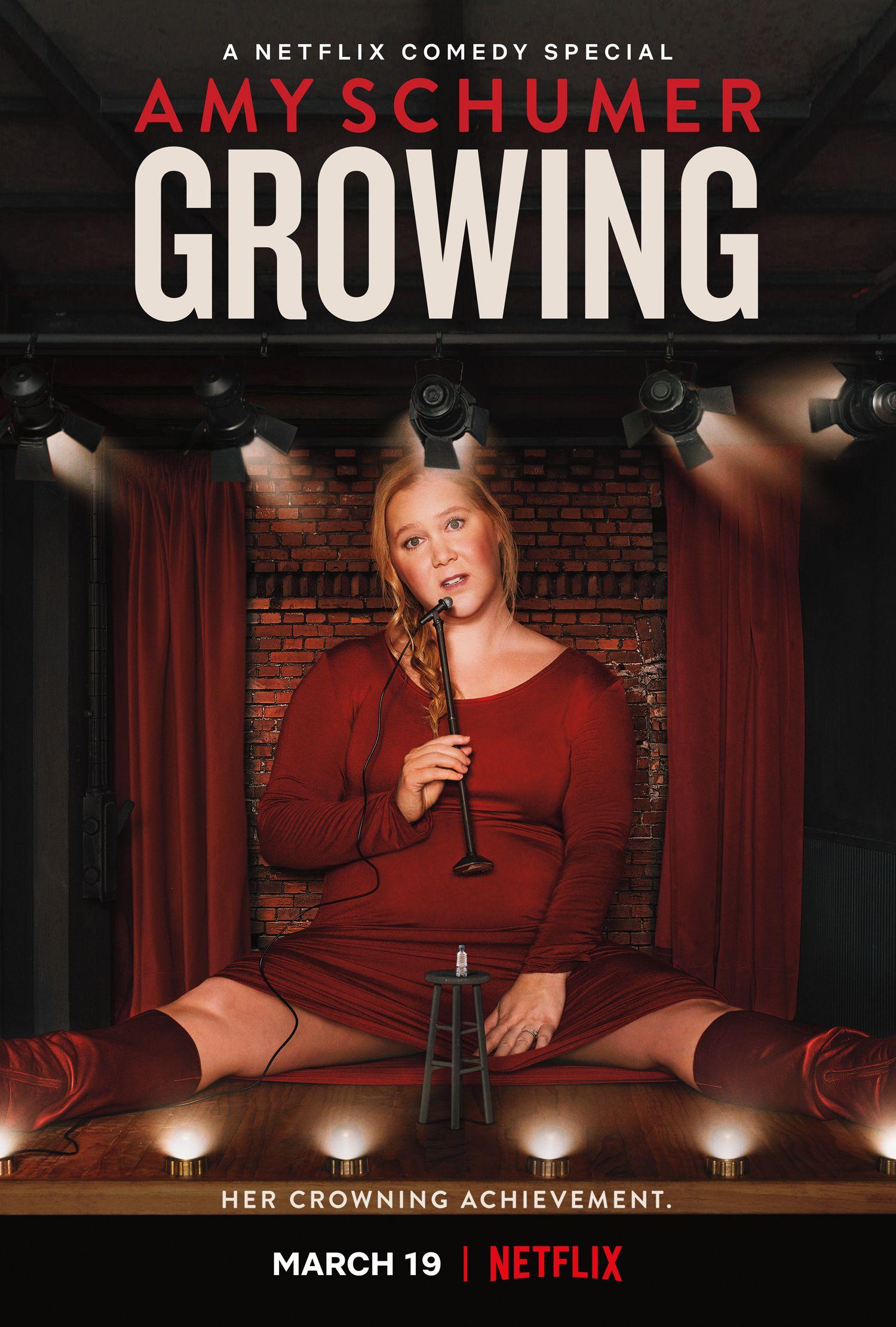 Amy Schumer Nude Scene amy schumer netflix special trailer reveals growing   collider