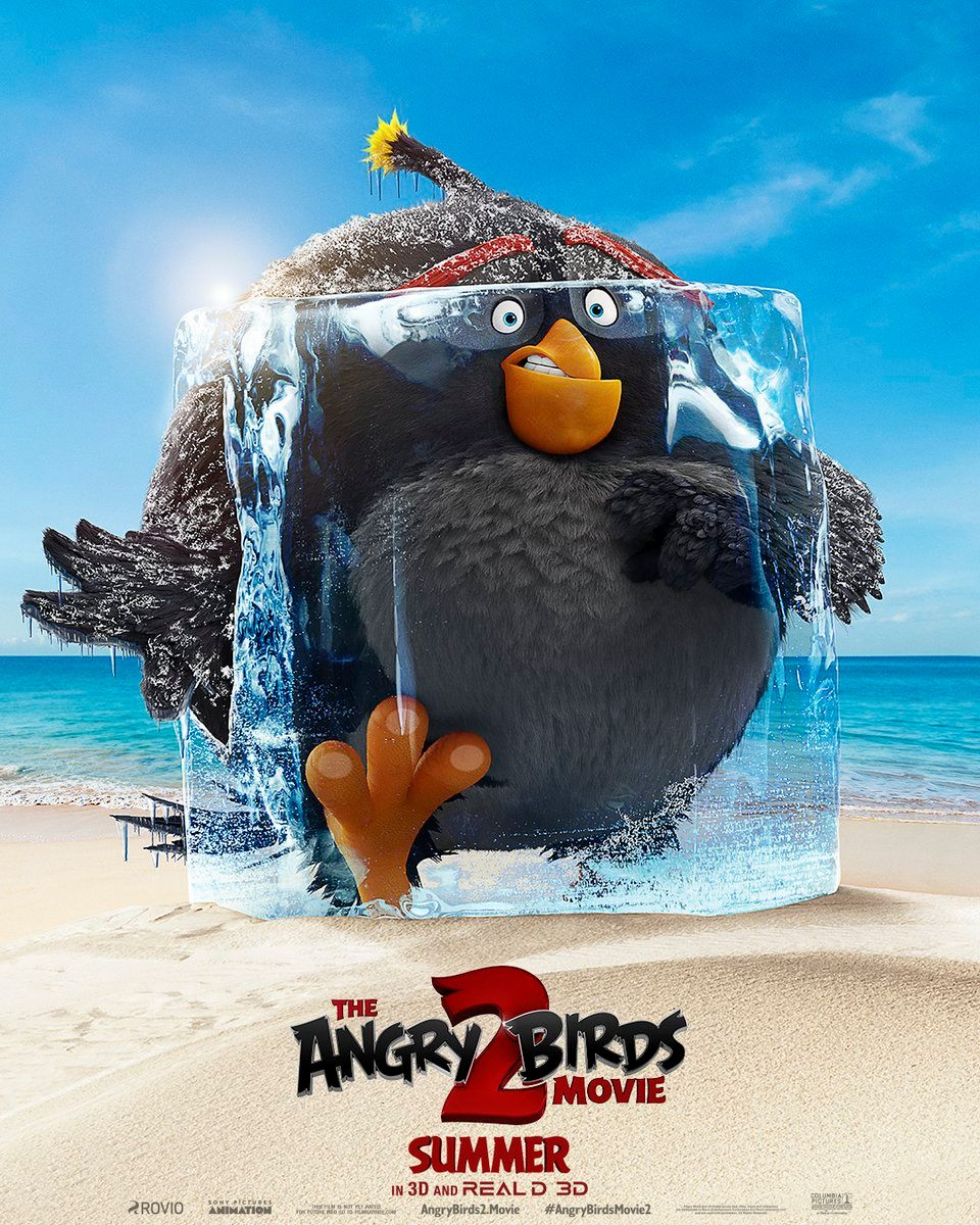 Angry Birds Movie 2 New Trailer Finds Birds And Pigs Working Together Collider