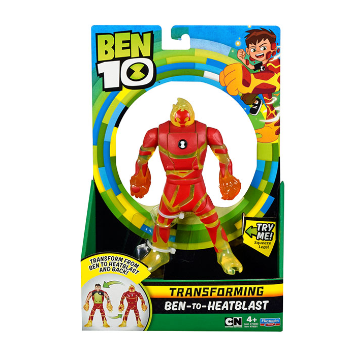 Ben 10 Giveaway: Win the Out to Launch DVD and Transforming