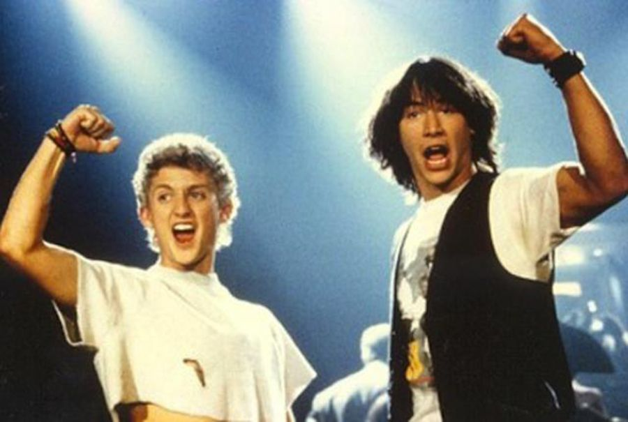 'Bill & Ted 3' Will Introduce Their Daughters: Billie and Thea