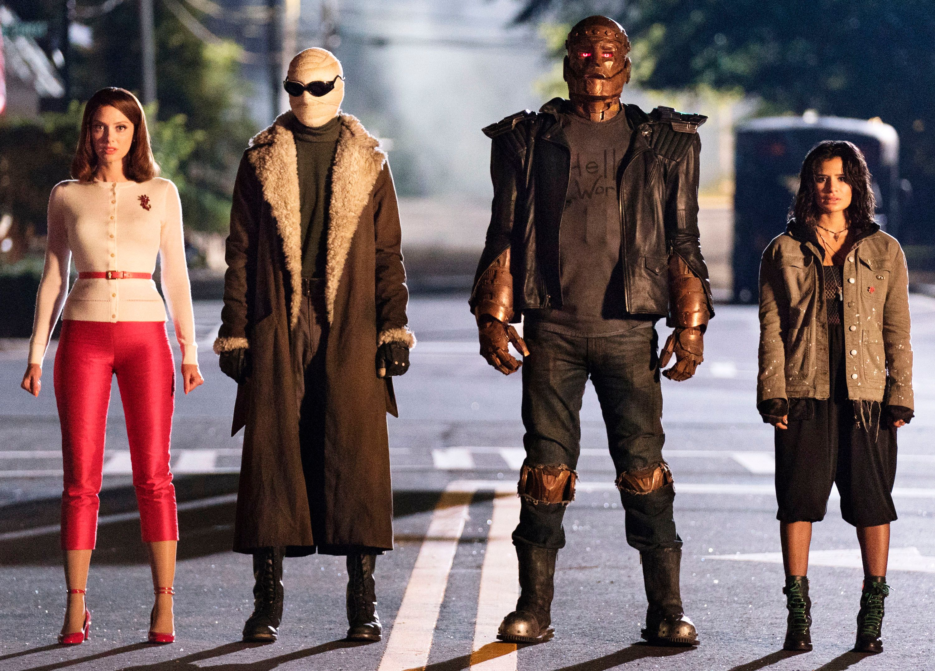 Doom Patrol Season 2 Coming To Dc Universe And Hbo Max Collider