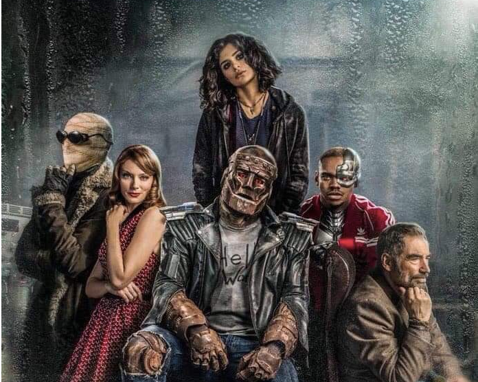 'Doom Patrol' Review: A Weird, Wonderful Surprise from the DC Universe