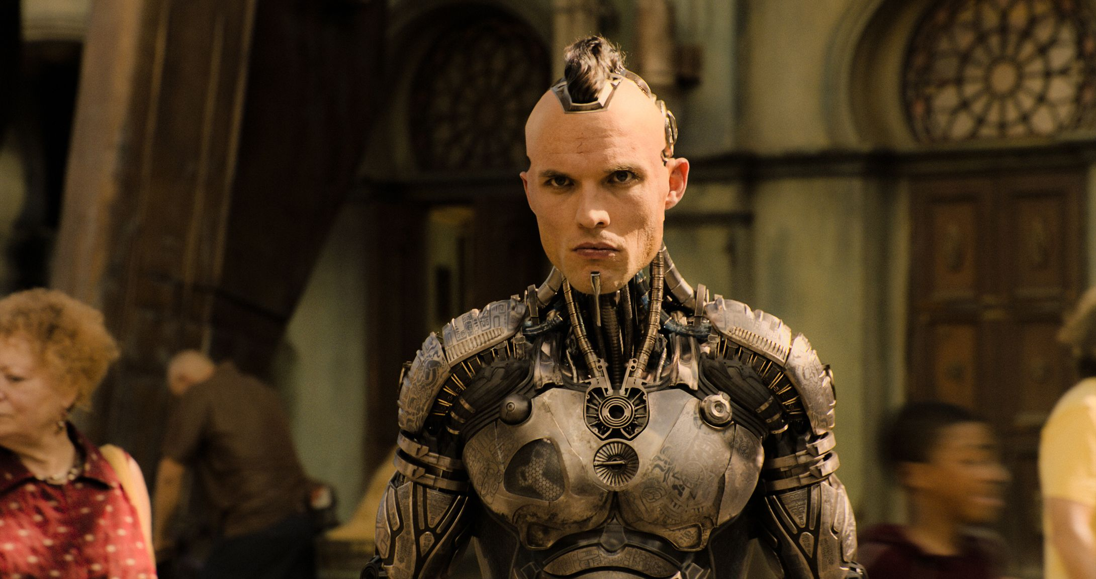 Ed Skrein on Alita: Battle Angel and Roland Emmerich's Midway ...