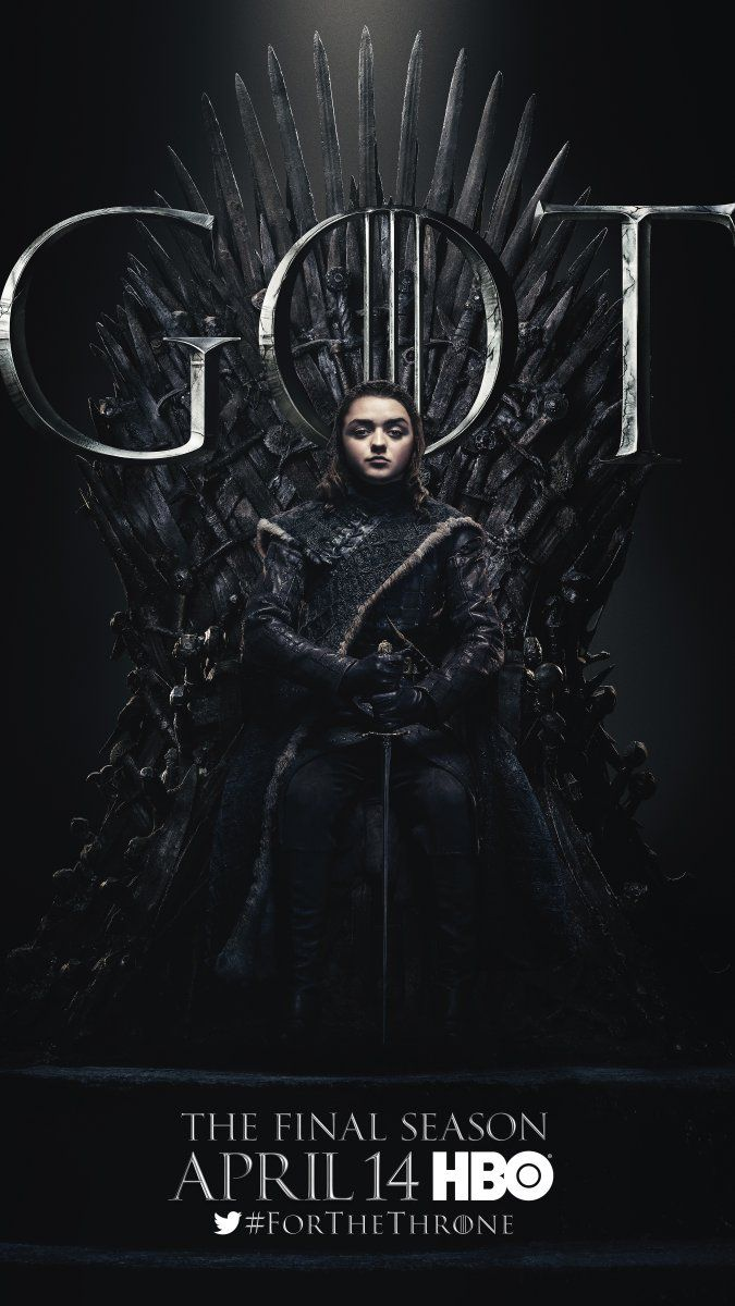 Game Of Thrones Season 8 Character Posters Tease The Future Ruler