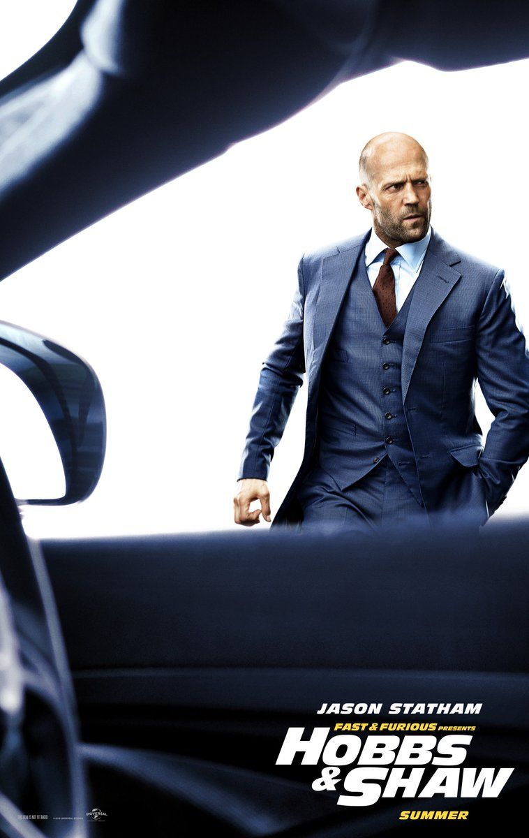 Jason Statham on Who Wins in a Fight: Hobbs & Shaw or ...