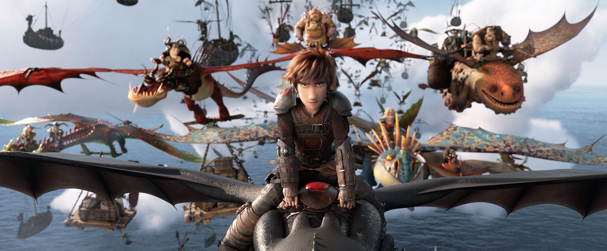 How to Train Your Dragon 3 Blu-ray Brings the Trilogy Home in Style