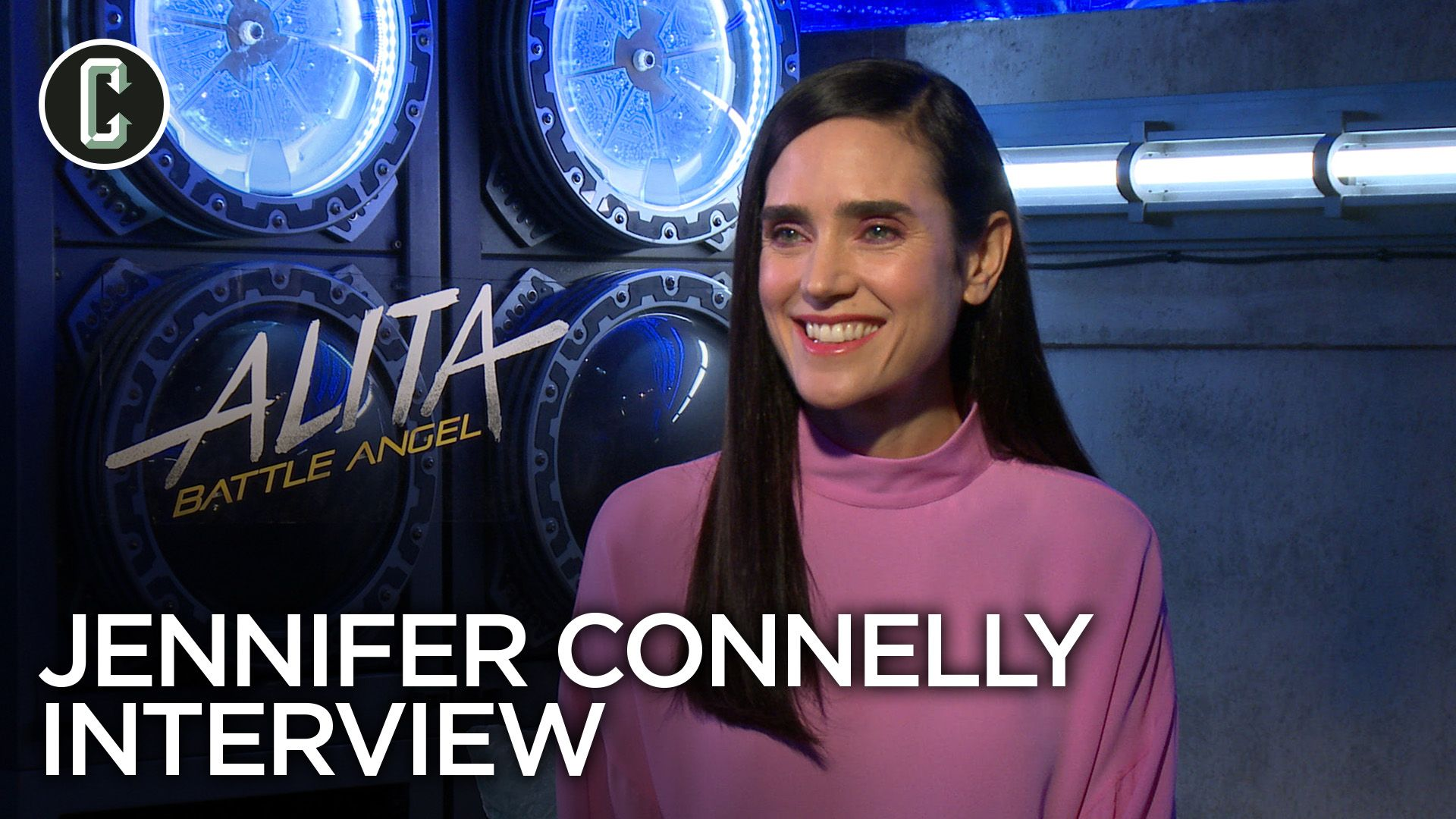 Jennifer Connelly on 'Alita: Battle Angel', 'Top Gun 2' and the 'Snowpiercer' TV series