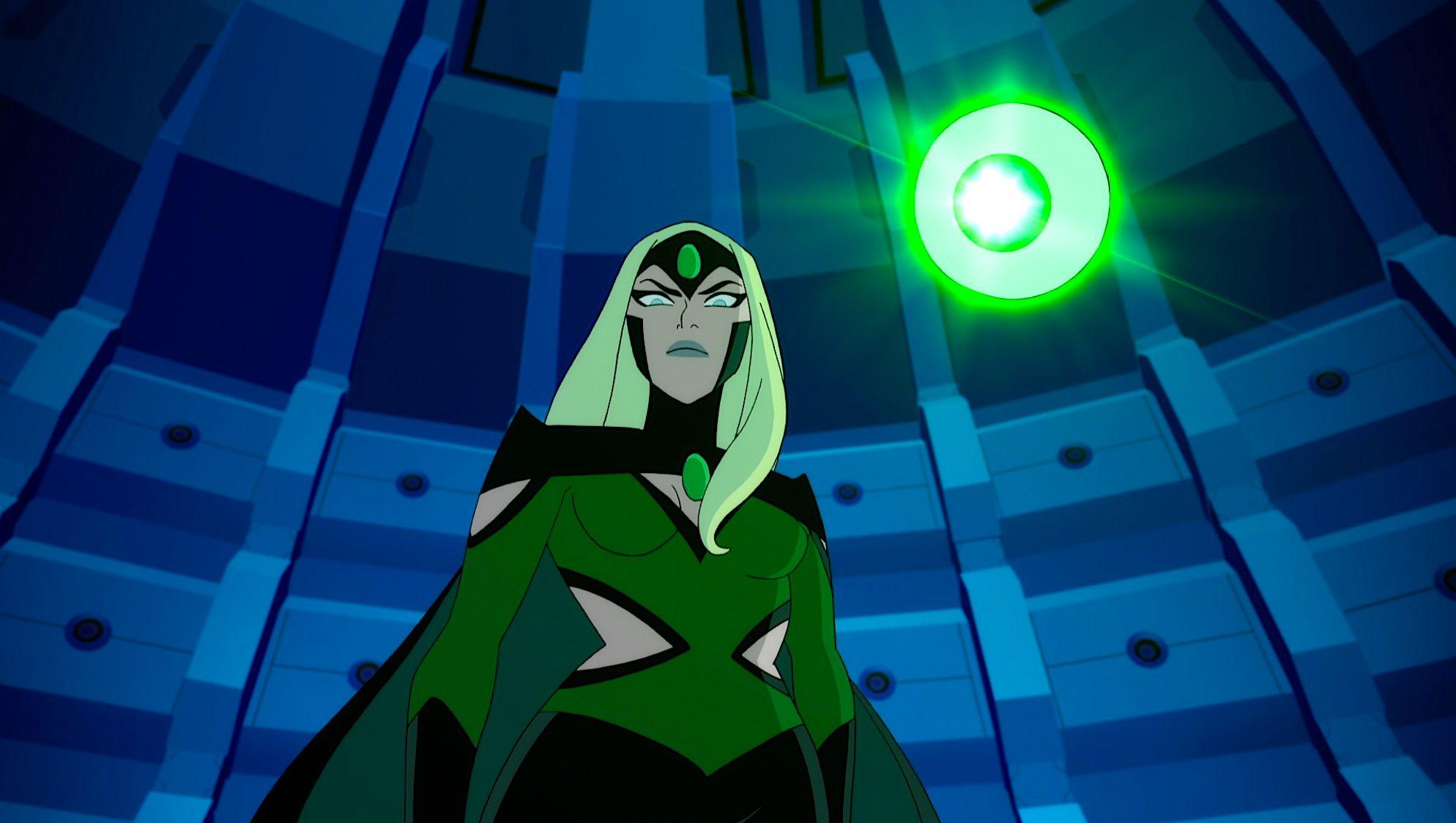 Justice League Vs Fatal Five Trailer Returns To Classic Dc Animation Collider
